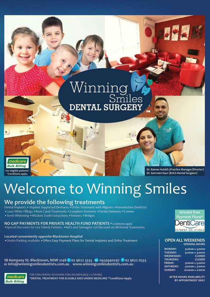 Winning Smiles Dentist