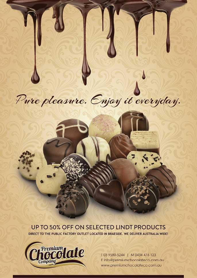Premium Chocolate Company