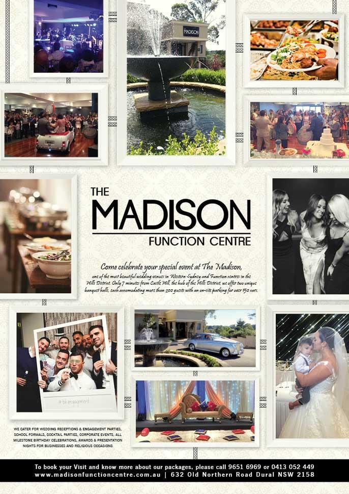 Madison Function Centre