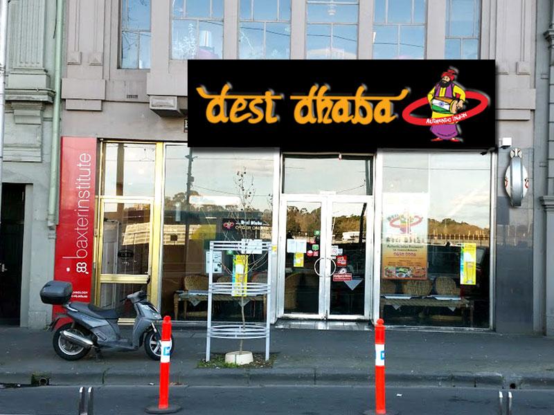 Desi Dhaba Melbourne CBD