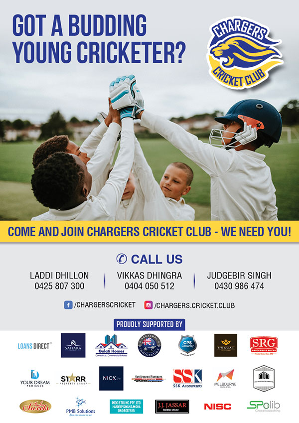 Chargers Cricket Club